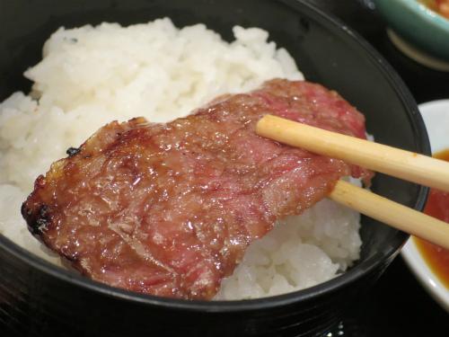 美味しい焼肉ランチ